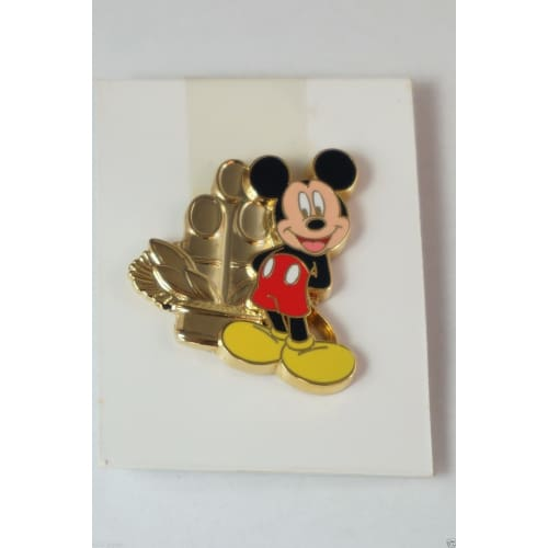 Disney Store Japan Pin Happy New Year Lucky Draw Omikuji Mickey Jds - K23Japan -Tokyo Shopper-