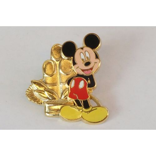 Disney Store Japan Pin Happy New Year Lucky Draw Omikuji Mickey - K23Japan -Tokyo Shopper-