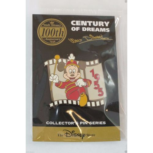 Disney Store Japan Pin Walt 100Th Century #2 The Mickey Mouse Club 1955 - K23Japan -Tokyo Shopper-