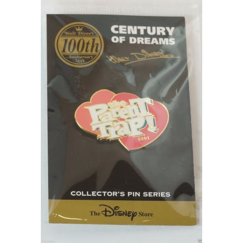 Disney Store Japan Pin Walt 100Th Century #40 The Parent Trap 1961 - K23-Japan