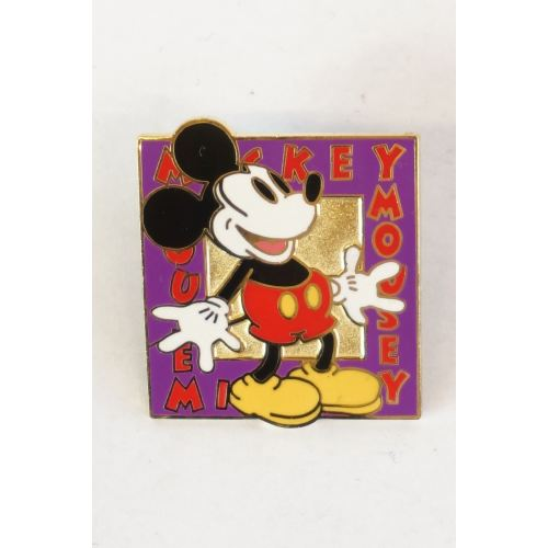 Disney Store Japan Pin Walt 100Th Legacy Mickey Mouse Old Jds - K23Japan -Tokyo Shopper-