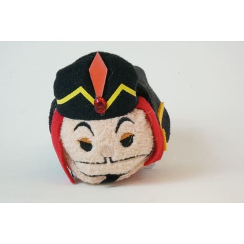 Disney Store Japan Tsum 2017 Villains Box Each Sell Jafar From Aladdin - K23Japan -Tokyo Shopper-