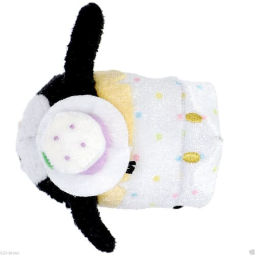 Disney Store Japan Tsum 2Nd Anniversary Cake Box Le 5000 Goofy Pluto - K23Japan -Tokyo Shopper-