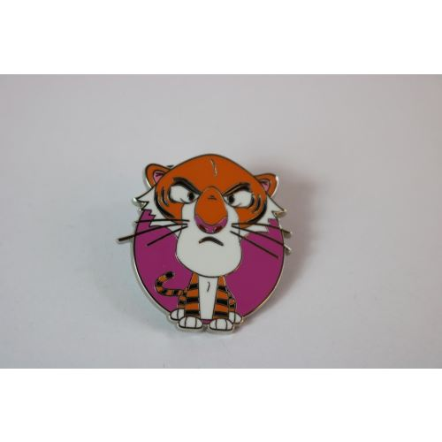 Disney World Pin 2016 Cute Villains Shere Khan Jungle Book - K23Japan -Tokyo Shopper-