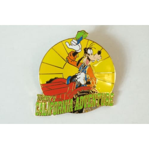 Disney World Pin California Adventure Goofy Dca - K23Japan -Tokyo Shopper-