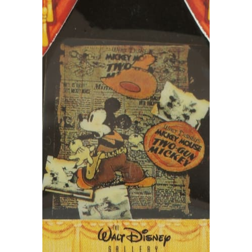 Disney World Pin Le 2500 Magical Moments Two Gun Mickey 2 - K23Japan -Tokyo Shopper-