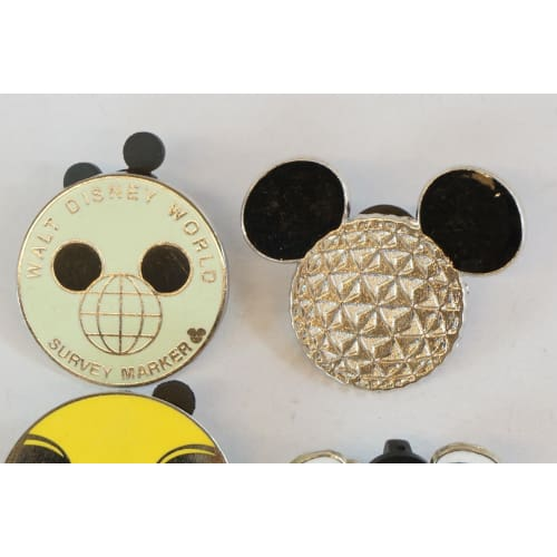 Disney World Pin Trading Assorted Mickey Theme Parks - K23Japan -Tokyo Shopper-