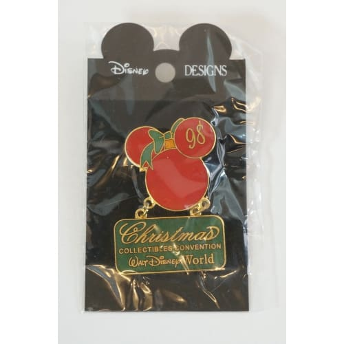 Disney World Pin Walt Disney World Collectible Convention 98 Wdw - K23Japan -Tokyo Disney Shopper-