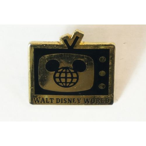 Disney World Pin Walt Tv - K23Japan -Tokyo Shopper-