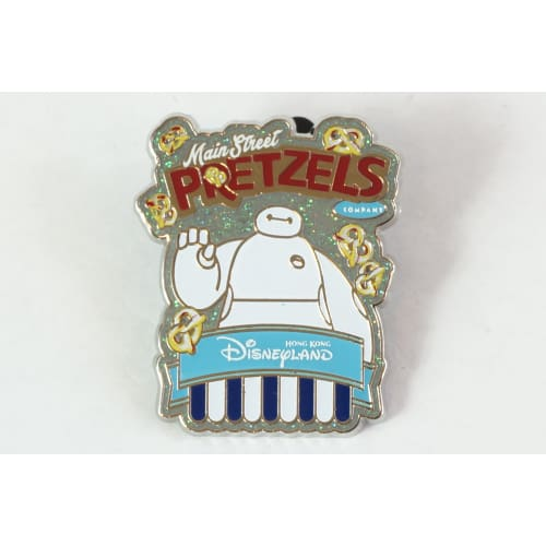 Hong Kong Disney Resort Pin Popcorn Series Baymax Big Hero 6 Hkdl - K23Japan -Tokyo Shopper-