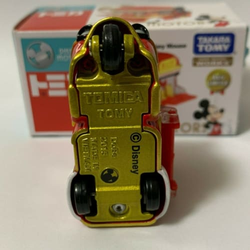Hong Kong Disney Resort TOMICA Asia Limited Dobe Noodle Shop Mickey Mouse - k23japan -Tokyo Disney Shopper-