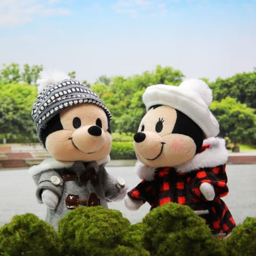 Pre-Order Disney Store Japan 2018 New Plush Nuimos Daisy - K23Japan -Tokyo Disney Shopper-