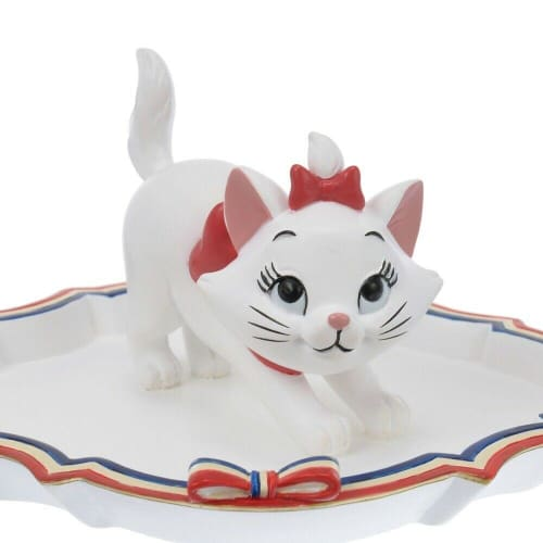 Pre-Order Disney Store JAPAN 2020 Aristocats 50th Marie Accessory Tray Figure - k23japan -Tokyo Disney Shopper-