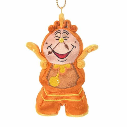 Pre-Order Disney Store JAPAN 2020 Beauty & Beast Plush Badge - k23japan -Tokyo Disney Shopper-