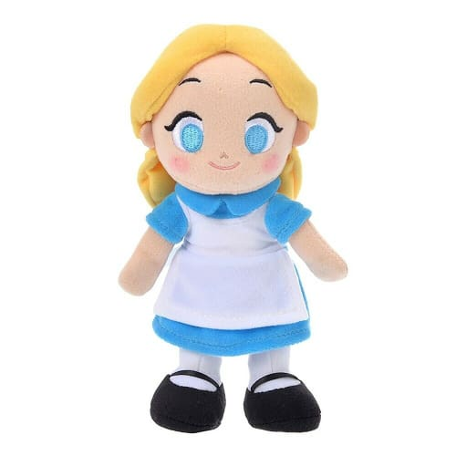Pre-Order Disney Store JAPAN 2020 Plush NuiMOs Alice in Wonderland Alice - k23japan -Tokyo Disney Shopper-