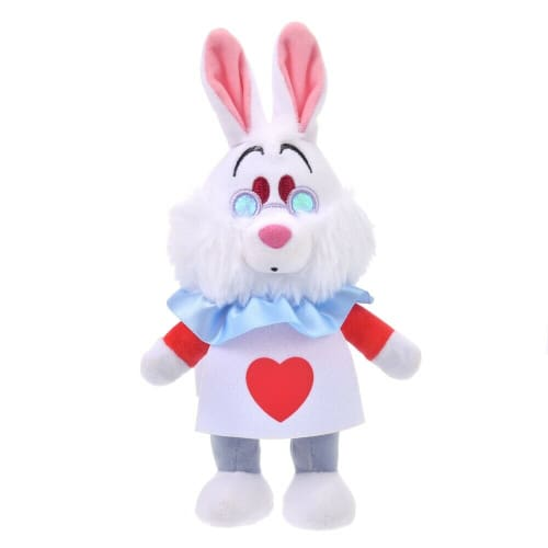 Pre-Order Disney Store JAPAN 2020 Plush NuiMOs Alice in Wonderland White Rabbit - k23japan -Tokyo Disney Shopper-