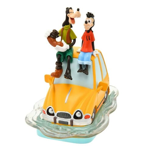 Pre-Order Disney Store JAPAN 2021 Figure Goofy & Max On The Car Revival - k23japan -Tokyo Disney Shopper-