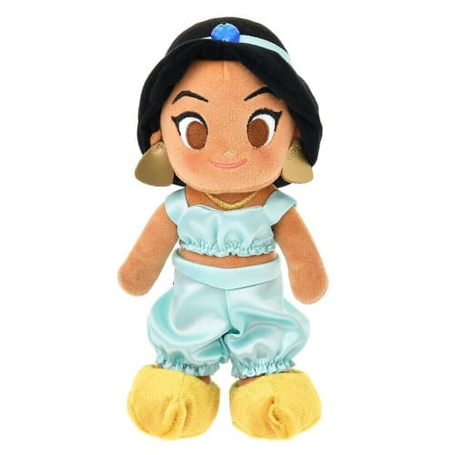 Pre-Order Disney Store Japan 2021 NEW Plush nuiMOs Princess Jasmine Aladdin - k23japan -Tokyo Disney Shopper-