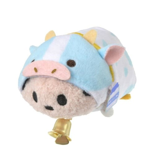 Pre-Order Disney Store JAPAN TSUM TSUM 2021 Year Of Cow Mickey - k23japan -Tokyo Disney Shopper-