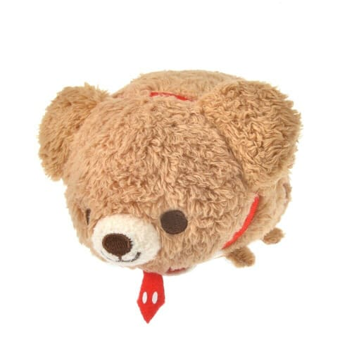 Pre-Order Disney Store JAPAN TSUM TSUM UniBEARsity 10th Mocha Reversible - k23japan -Tokyo Disney Shopper-