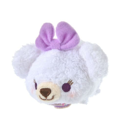Pre-Order Disney Store JAPAN TSUM TSUM UniBEARsity 10th Puffy Reversible - k23japan -Tokyo Disney Shopper-