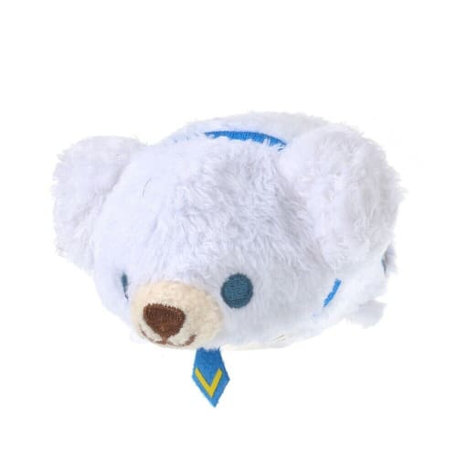 Pre-Order Disney Store JAPAN TSUM TSUM UniBEARsity 10th Whip Reversible - k23japan -Tokyo Disney Shopper-