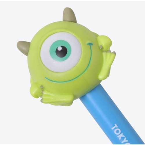 Pre-Order Tokyo Disney Resort 2018 Shoulder Massage Put Mike Monsters Inc - K23Japan -Tokyo Disney Shopper-