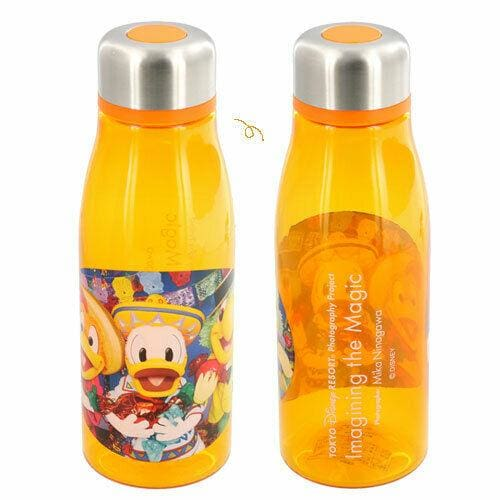 Pre-Order Tokyo Disney Resort 2020 Imagining The Magic Drink Bottle Donald Jose - k23japan -Tokyo Disney Shopper-