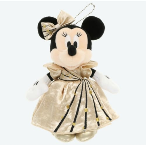 Pre-Order Tokyo Disney Resort 2021 Fantasy Forest Theatre Plush Badge Minnie 2nd - k23japan -Tokyo Disney Shopper-