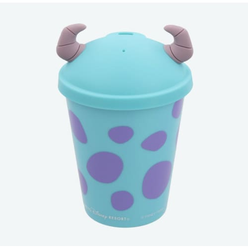 Pre-Order Tokyo Disney Resort Acryl Tumbler Cup With Rid Sulley Monsters Inc - K23Japan -Tokyo Disney Shopper-