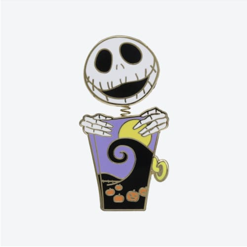 Pre-Order Tokyo Disney Resort Pin Jack The Nightmare Before Christmas - K23Japan -Tokyo Disney Shopper-