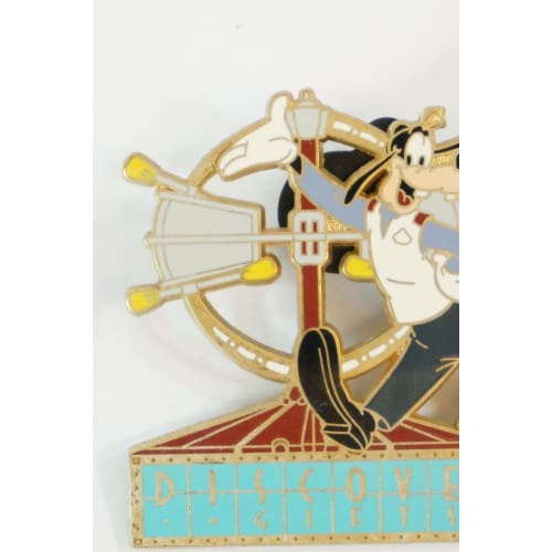Tokyo Disney Resort Pin Tds Store Discovery Gifts X Goofy - K23Japan -Tokyo Shopper-