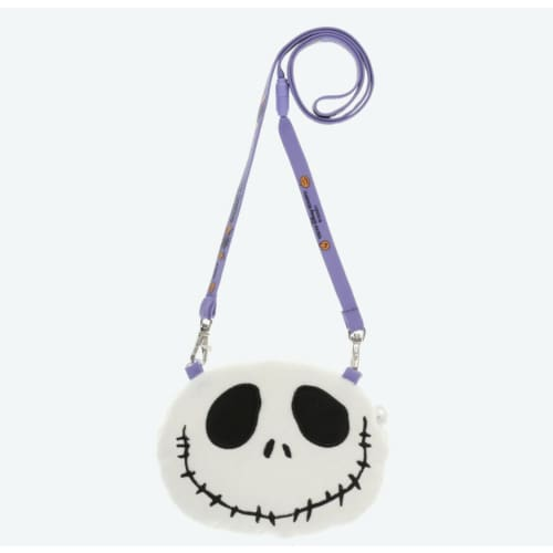 Tokyo Disney Resort Plush Pass Holder Jack Nightmare Before Christmas - k23japan -Tokyo Disney Shopper-
