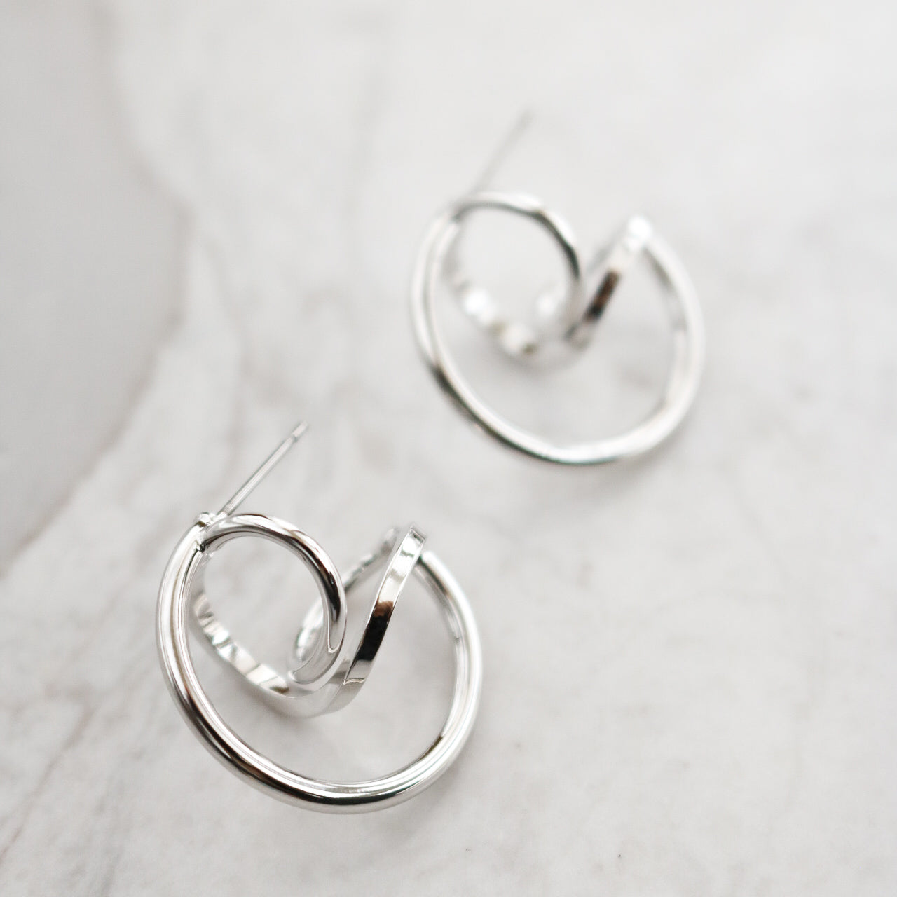 Lauret Hoop Earrings