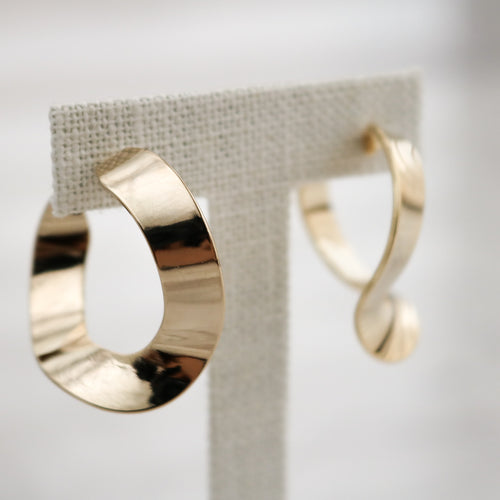 Monet Hoop Earrings