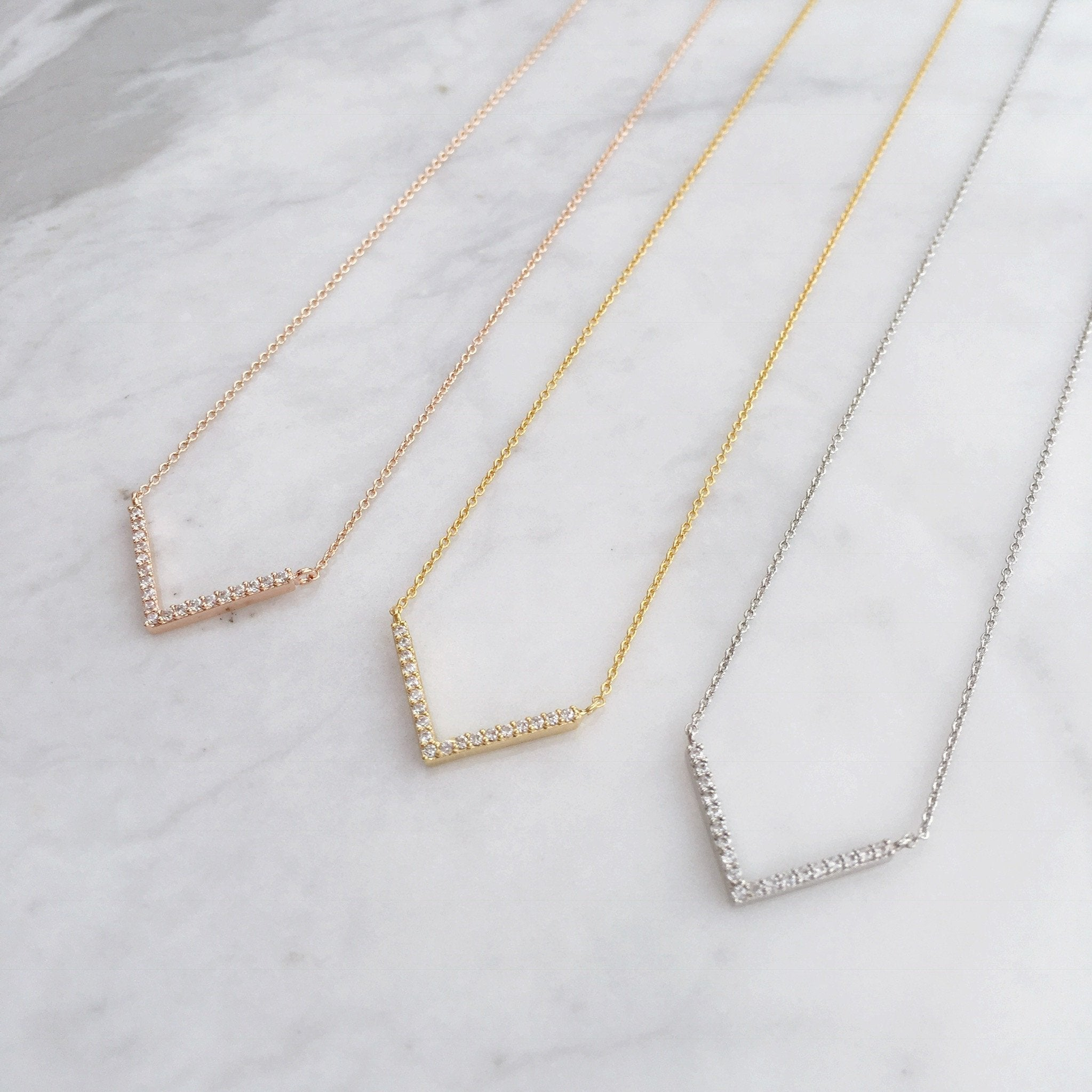 Isabel Necklaces