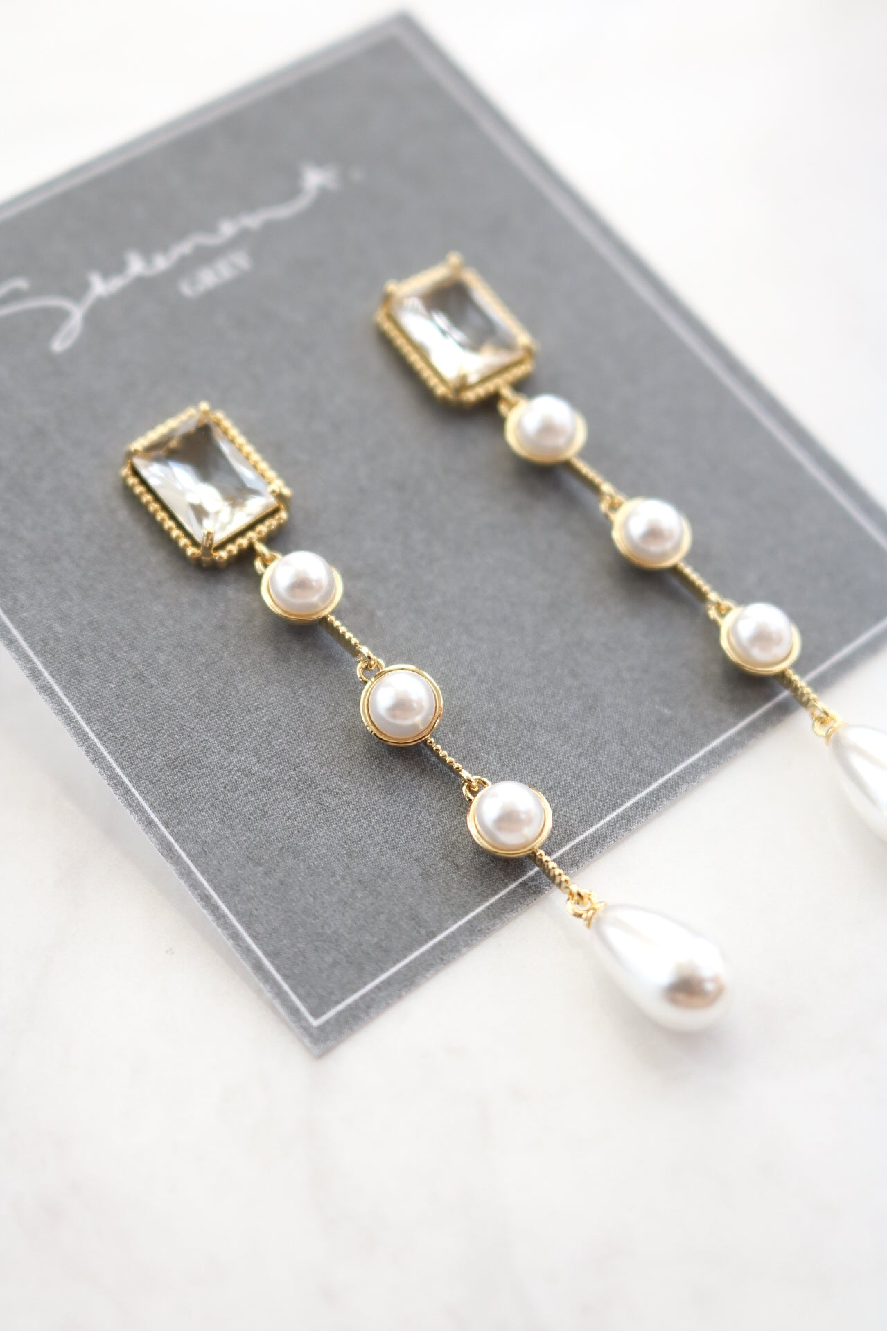 Freesia Earrings