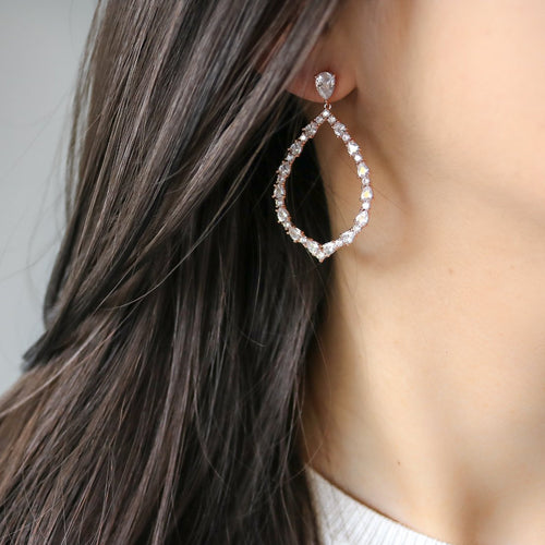 Petales Earrings