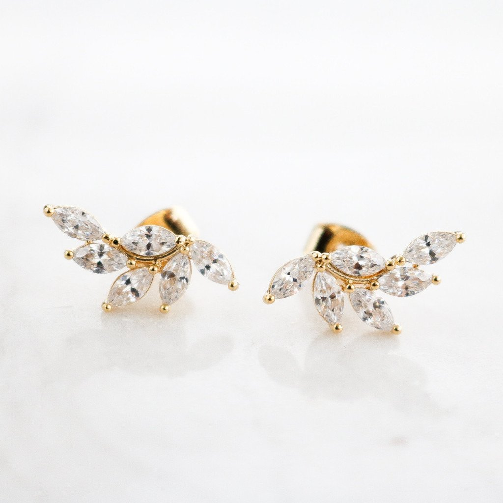 Angel Marquise Earrings