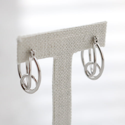 Sharlet Hoop Earrings