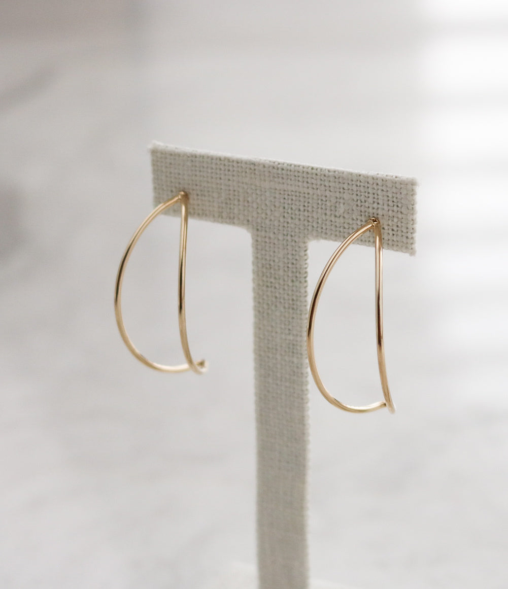 Lulet Hoop Earrings
