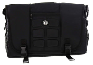 6 Pack Fitness Messenger Bag