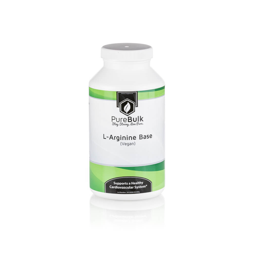 L-Arginine Base - Vegan Friendly - Sports Supplements ...