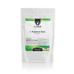 L-Arginine Base Powder (Vegan)