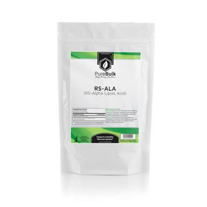 Alpha Lipoic Acid (RS-ALA) (Thioctic Acid) Powder