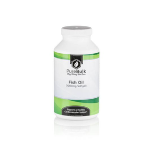 Fish Oil Softgel (1000mg)