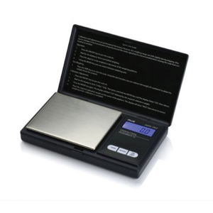 AMW - 1kg BLK Digital Scale