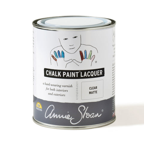 Annie Sloan Chalk Paint Lacquer - Matte Finish