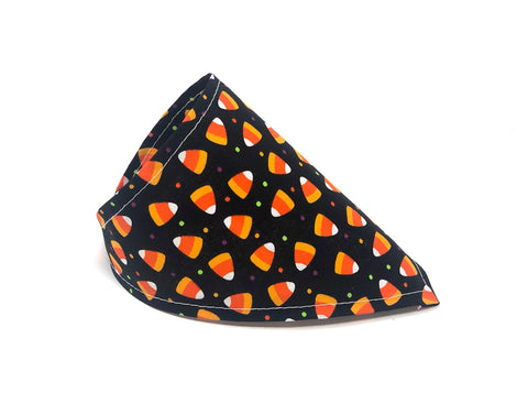 Candy Corn Cat Bandana