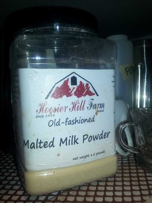 Malt Powder Add-on